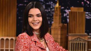 """Kendall Jenner bei der """"Tonight Show"""" von Jimmy Fallon"""