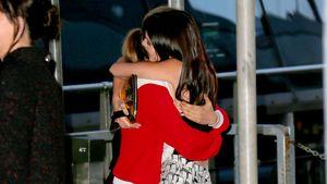 Modelparty bei Lagerfeld: Kendall & Cara lassen die Sau raus