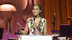"Kerry Washington während der ""Ambassadors For Humanity""-Gala  in Hollywood"