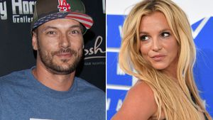 Kevin Federline und Britney Spears