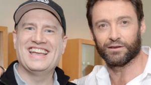Foto mit Marvel-Boss: Wolverine-Comeback von Hugh Jackman?