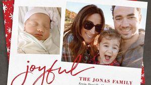 Joyful! Süße Weihnachtsgrüße von Kevin Jonas & seiner Family
