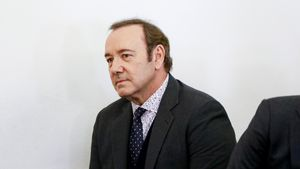Assistent begrapscht: Erneute Vorwürfe gegen Kevin Spacey
