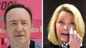 Missbrauchsskandal: Kevin Spacey von Moderatorin beschuldigt