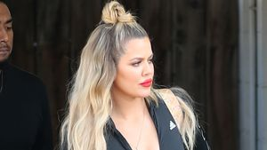 Khloe Kardashian in Los Angeles