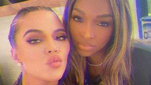 Khloé Kardashian schwärmt von Malikas After-Baby-Body