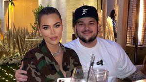 Monate nicht gesehen! Kardashians mit Bruder Rob unterwegs