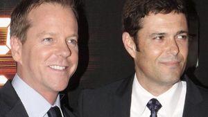 """24""-Star Kiefer Sutherland plante Männer-WG"