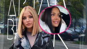 Jahrelang blond: Kim Gloss präsentiert jetzt dunkle Mähne