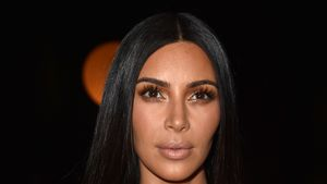 Kim Kardashian bei der Fashion Week in Paris im Oktober 2016
