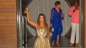 Für Geburtstagsparty: Kim Kardashian bekommt Kritik im Netz