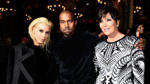 Trotz Gerüchten um Kim-Trennung: Kris gratuliert Kanye West!
