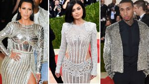 Kim Kardashian, Kylie Jenner und Tyga