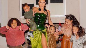 Kim Kardashians Kinder wissen nichts von den Eheproblemen
