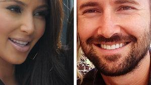 Kim Kardashian und Brandon Jenner