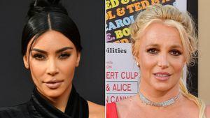 Kim K. fühlt mit Britney: Auch sie litt stark unter Medien