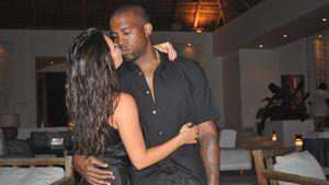 Nach Ehekrise: Sind Kim K. und Kanye jetzt über den Berg?
