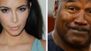 Besessen? O.J. Simpson steht auf Kim Kardashian!