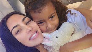 Luxus pur: So extravagant spielen Kim Kardashians Kinder