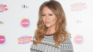 Kimberley Walsh: Total verliebt in Söhnchen Bobby