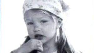 Gigi Hadid als Kindermodel