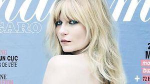 Sexy oben ohne: Kirsten Dunst entblättert sich