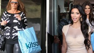 Katie Price, Kim Kardashian, Paris Hilton und Miranda Cosgrove