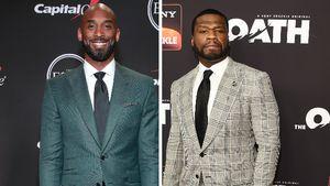 Nach Kobe Bryants Unfall: 50 Cent will sein Leben ändern