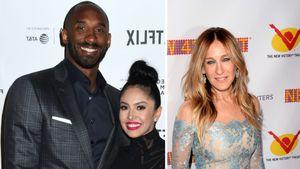 """Rührend: Kobe Bryant schenkte Vanessa """"Sex & the City""""-Kleid"""