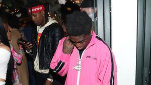 Rapper Kodak Black bleibt bis zu Prozess-Beginn im Knast
