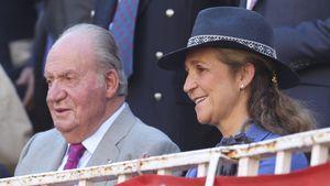 Spaniens Ex-König Juan Carlos nimmt bei Stierkampf Abschied