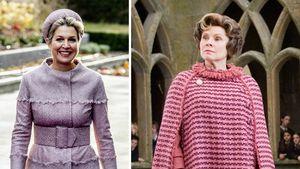 """Wem steht es besser: Máxima oder """"Harry Potter""""-Umbridge?"""