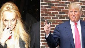 Lindsay Lohan aus Donald Trumps TV-Show verbannt