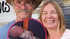 Treffen mit neuem Enkel: So emotional waren die Reimanns!