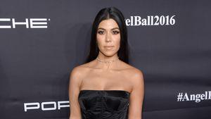 Unzufrieden: Kourtney Kardashian will zwei Kilo abspecken