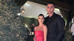 Liebes-Comeback? Kourtney feierte Weihnachten mit Ex Younes