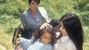 So süß gratuliert Kris Jenner ihrer Enkeltochter Northie