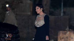 Für JLaws Hochzeit: Kris verpasste Kim Ks Geburtstagsparty!