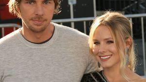 Glückliche Kristen Bell: Hochzeit überwältigte sie