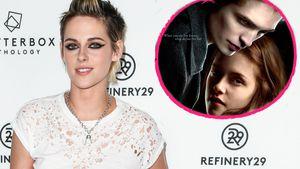 """Trauma überwunden: Darum liebt Kristen Stewart """"Twilight""""!"""