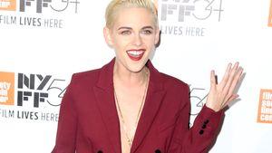 Kristen Stewart bei der 54. NYFF Certain Woman Premiere in New York