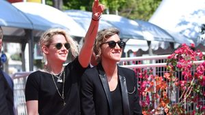 Liebes-Reunion? KStew & ihre Ex Alicia turteln in Cannes!