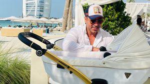 Erstes Foto: Kubilay Özdemir besucht seine Tochter in Dubai!