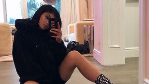 Stylish wie immer: Mama-Look ist nichts für Kylie Jenner!