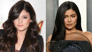 Haben diese Promi-Damen ihre Augenbrauen liften lassen?
