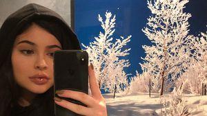 Nach Beauty-Eingriff: Kylie Jenner zeigt ihre runden Lippen!