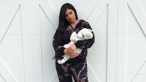 Besucherliste: Nur ausgewählte Personen besuchen Kylies Baby