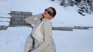 Skiurlaub verdient: Kylie Jenner versteht Reisekritik nicht!