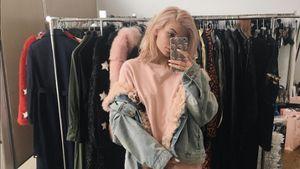 Kylie Jenner, Schwester von Kendell Jenner