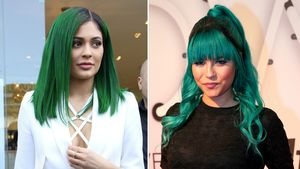 Plötzlich grüne Haare: Dagi Bee macht Kylie Konkurrenz!